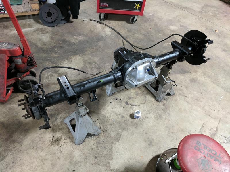 PROJECT STranger - 01 Ford Truck - Duratec 2.5 swap - Page ...