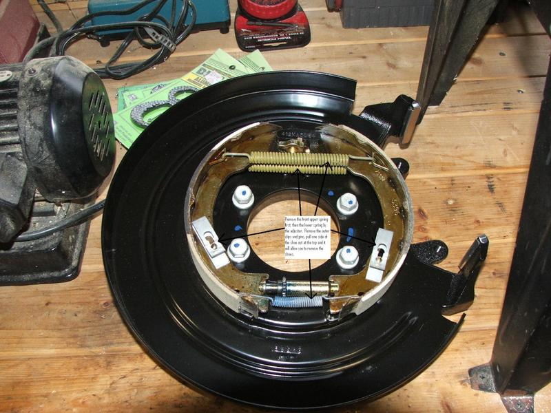 How To Explorer Rear Disc Brake Conversion Ranger Forums The Ultimate Ford Ranger Resource